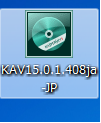 Kaspersky Anti-Virus 2015 installer