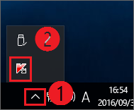 Image: Show hidden icons